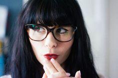 Natacha porte nos lunettes Marc Jacobs: http://www.natacha-birds.fr/leblog/misterspex/