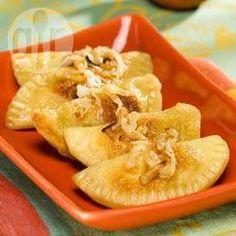 Pierogi (pastel polonês) @ allrecipes.com.br