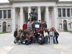 Excursión Museo del Prado, diciembre, 2012