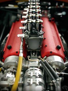 ArtStation - Ferrari Testarossa 1957, Marcos Tonda