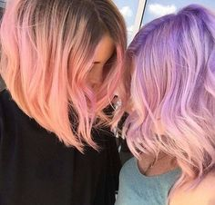 dyed hair | Tumblr on We Heart It - http://weheartit.com/entry/205874473