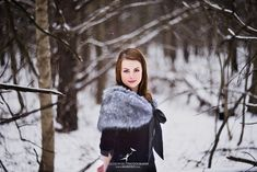 Today a quick look at Alina and Levi's winter engagement session in Clarkston. Such a fun couple! And I'm so happy that we got some snow... yay!