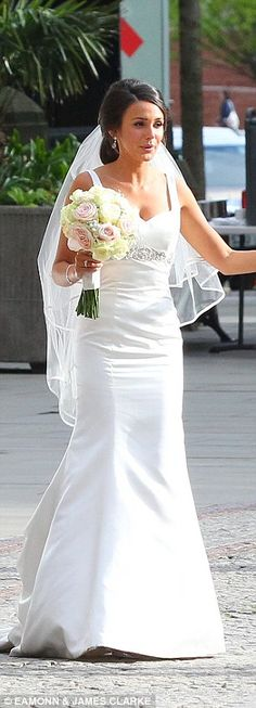 Michelle Keegan is back in a bridal gown to film Our Girl wedding Michelle Kegan, Michelle Keegan Wedding, Wedding Movies, Bridal Gowns, Wedding Dresses, Wedding 2017, Our Girl, One Shoulder Wedding Dress, Wedding Hairstyles