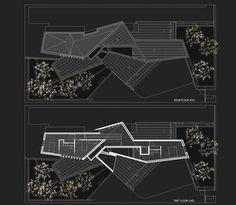 Since 1998 the Web Atlas of Contemporary Architecture Architecture Concept Drawings, Revit Architecture, Cultural Architecture, Contemporary Architecture, Landscape Architecture, Presentation Board Design, Architecture Presentation Board, How To Plan, Elba