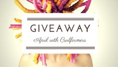 April giveaway with Curlformers - AfroDeity November 2013, Castor Oil, Giveaway, Curly, Challenge, Posts, Blog, Messages, Blogging