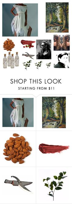 """""""medieval"""" by merix14 ❤ liked on Polyvore featuring By Terry, GET LOST and Wyld Home"""