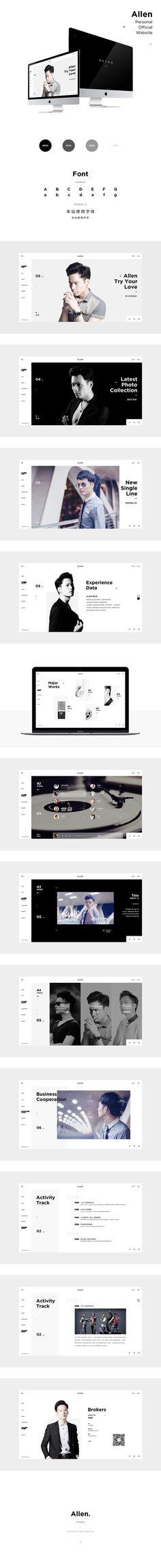 Allen. website