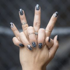 Those are the fairest nails that we've ever seen. #DisneyFairest #Disney #Jamberry