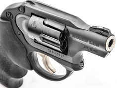 The newest Ruger LCR is a close-quarters fight-stopper packing six rounds of .327 Magnum!