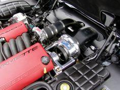 ProCharger Stage II Intercooled Supercharger 2001-2004 C5 Corvette Z06 LS6 V8