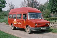 The Royal Mail Post Bus....our village lifeline to take us into Diss....the only public transport the villages had...once a week on market day in the '70's!