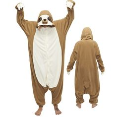 C-YOUNG Unisex-Baby Romper Animal Onesie Costume Cartoon Outfit Homewear