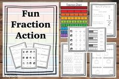 ... Fractions- Simplest Form- Fraction / Decimal / Percentage- Reduce the