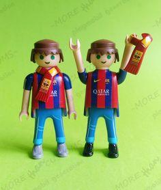 "Customizaciones de playmobil Nuestros Barcelonistas!! 2.0 Club: Fútbol club Barcelona cancha: Camp Nou ¡No os perdais el final del video ""todo fútbol"" https://youtu.be/Mu7xXjQ0hgU #playmobilgeneration #custom #playmobil #customplaymobil #customized #playcollectorclub #playmobilespaña #playmobilfan #playmobilworld #playmobilpersonalizado #iloveplaymobil #playmobilfigures #messi #fcb #barsa #tb#tbt #tbh #neymar #barcelona #fcbarcelona #fcbarcelonalovers #campnou"