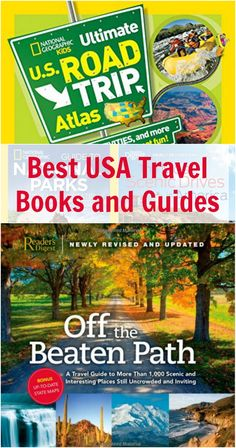 Top USA Travel Books and Guides! Discover the United States through travel, road trips and find the best destinations including National Parks and hidden travel hot spots across North America! Time Travel, Places To Travel, Places To Go, Usa Travel, Usa Roadtrip, Amazing Destinations, Travel Destinations, Travel Guides, Travel Tips