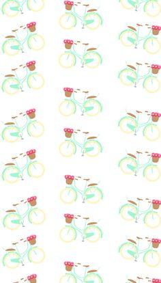 Ilustre Ilustra - Bicicletinhas (fundo branco)