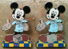 Scrappers And Counterfeits: The Black Market of Disney Pin Trading