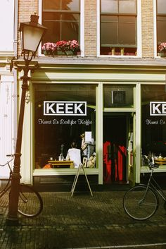 KEEK - coffee - thee - cakes - lunch Utrecht, Terrace Restaurant, Places Worth Visiting, Creative Coffee, Visit Amsterdam, Amsterdam Netherlands, Vacation Places, Holland, The Good Place