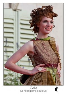 Gaia - Fabienne Dimanov Paris Girls Dresses, Flower Girl Dresses, Facon, Gaia, Wedding Dresses, Bridesmaid Dress, Dresses Of Girls, Bride Dresses, Bridal Gowns
