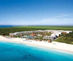 Riviera Maya- best beach I've ever been to.