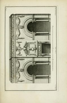 Designs of Inigo Jones and others. Published 1731 Topics Architecture, Interior decoration, Decoration and ornament, Architectural Classic Interior, Interior Decorating, Architecture, Ornament, English, Interiors, Decoration, Design, Art