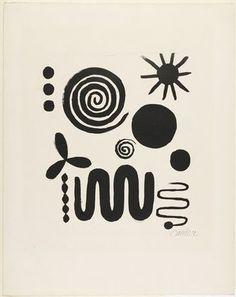 Alexander Calder. Untitled. (1946) moma.org
