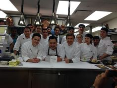 redcross @momofuku benefit dinner with daniel boulud, gavin kaysen and ssam / ko team