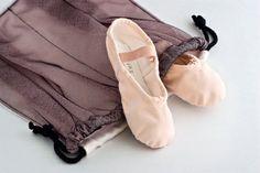 Ballet Shoe Bag Black http://www.solepassion.com.au/