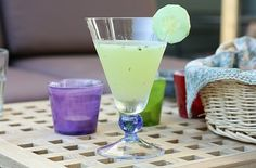 Cucumber and Mint Martini