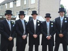 Jordon's Wedding Party