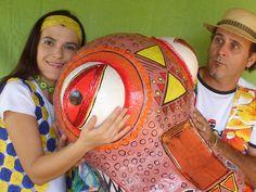 Diversão é o que não vai faltar no Sesc Vila Mariana neste sábado, 30. Dentro da programação de espetáculos infantis, a unidade promove uma apresentação musical da Cia. Tempo de Brincar, a partir das 17h, com entrada Catraca Livre.