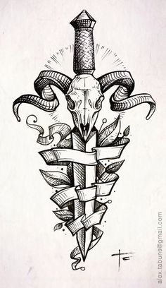 Idea Sketch Inspiration Drawing Tattoo