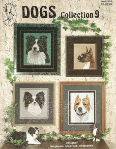 Dogs Collection 9 booklet