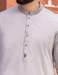 zim tailor Gents Kurta Design, Boys Kurta Design, Kurta Pajama Men, Kurta Men, Thobes Men, Short Kurta For Men, Man Dress Design, Mens Shalwar Kameez, Pakistani Kurta