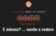#4flying e #adesso?