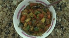 Summertime Ratatouille (French vegetable Stew) Tuesday, July 28, 20