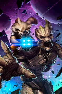 'Guardians of the Galaxy: Galaxy's Most Wanted' One-Shot Variant