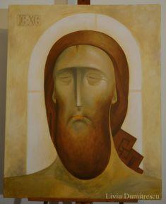 Jesus Christ - Contemporary Religious Art