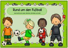 Ideenreise: Rund um den Fußball (Fußballkartei Teil 1)