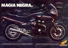 6752 - MOTORCYCLE - HONDA 1988 - Magia Negra - Os alquimista e magos da Honda se ... - 41x29-