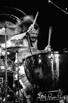 John Bonham / Led Zeppelin 1974