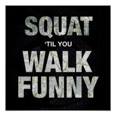 Search for customizable Funny Powerlifting posters & photo prints from Zazzle. Check out all of the spectacular designs or make your own! Powerlifting Quotes, Powerlifting Motivation, Training Motivation, Fitness Motivation Quotes, Exercise Motivation, Workout Motivation, Workout Memes, Gym Memes, Gym Humor
