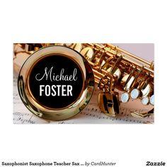 Saxophonist Saxophone Teacher Sax Lessons