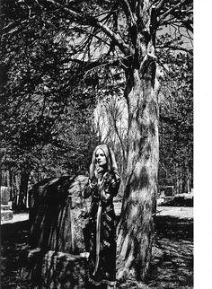 The High Priestess (Creem Magazine) Summer 2014 Erik Madigan Heck