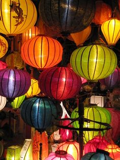 Hoi An, Vietnam- the memories of cycling through this beautiful town always make me nostalgic