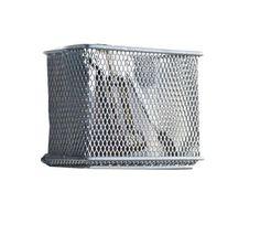 Amazon.com - Design Ideas Mesh Magnet, Silver, Medium - Refrigerator Magnets