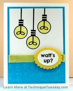Watts Up Card