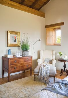 Restaurar una cómoda antigua · ElMueble.com · Trucos