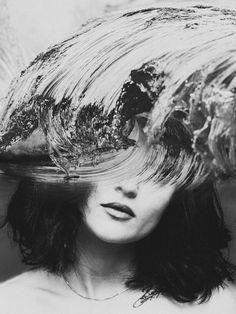 Read 12 Poetic Double Exposure Portraits by Erkin Demir
