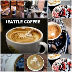 Seattle Coffee You Have to Try